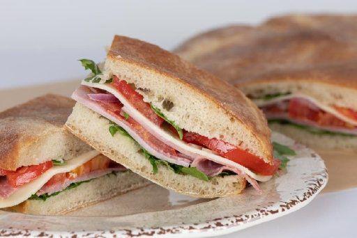 Roman Sandwich a Free Recipe from Rich's!
